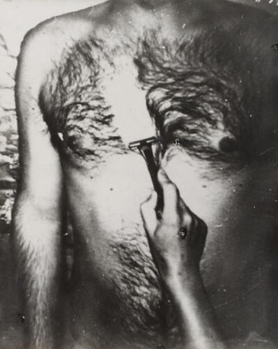 VALIE EXPORT, 'Zyklus zur Zivilisation. Zur Mythologie der zivilisatorischen Prozesse. Fotomappe mit einem Vorwort von Günter Brus, Edition Kurt Kalb, Wien', 1972
