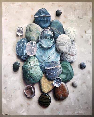 Emily Robison, 'Wishing Stones', 2019