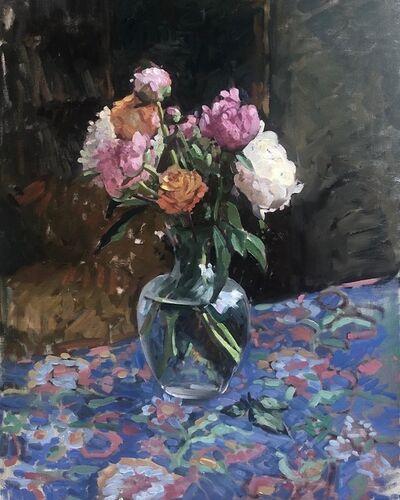 Amy Florence, 'Sant Ambrogio Flowers', 2020
