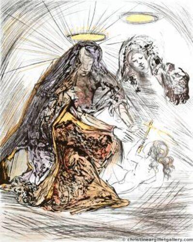 Salvador Dalí, 'Saint Anne', 1965