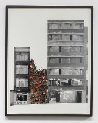 Doris Salcedo, 'Istanbul Project I', 2003