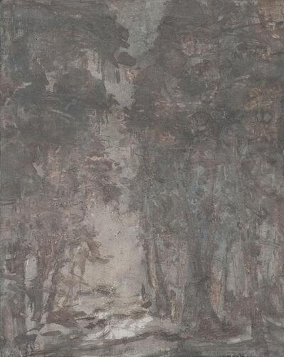Wang Yabin, 'Lotus Road', 2014