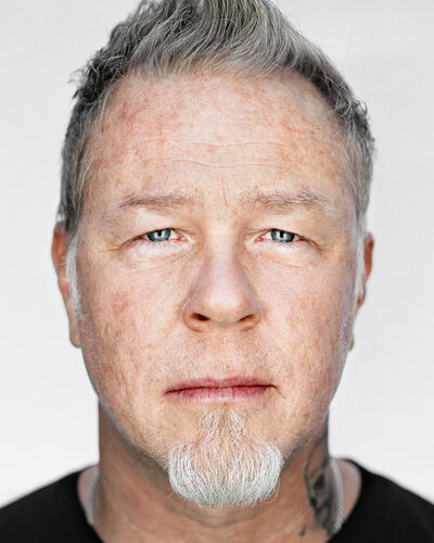 Martin Schoeller, 'James Hetfield (Metallica)', 2016