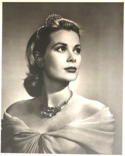 Yousuf Karsh, 'Grace Kelly', 1956