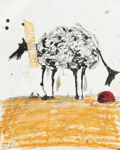 Casey McGlynn, 'Sheep with Two Heads + No Tail', 1995
