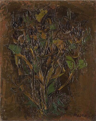 Ennio Morlotti, 'Fiori', 1959