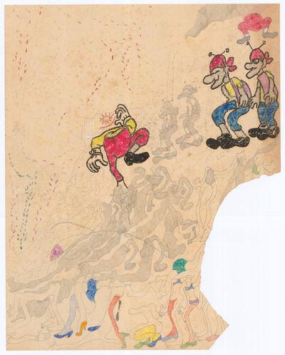 Susan Te Kahurangi King, 'Untitled', c. 1970 -79