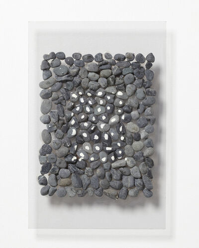 Kishio Suga, 'Gathered and Scattered Stones', 2001
