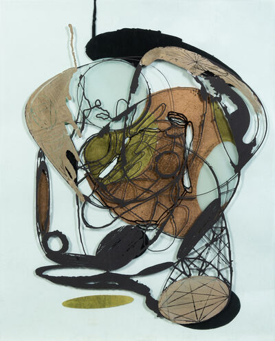 Judy Pfaff, 'Cat's Cradle', 1991