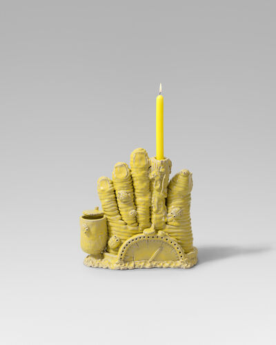 Eric Croes, 'Lucky Yellow Hand ', 2019