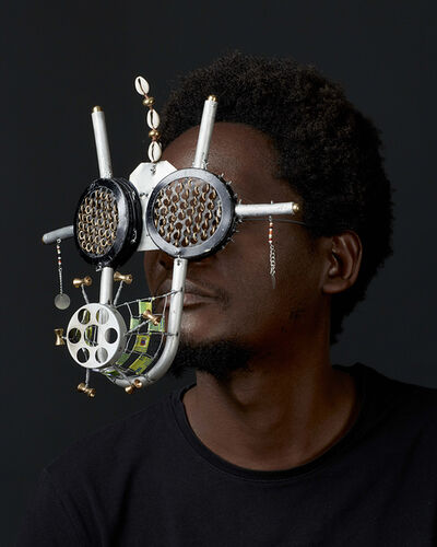Cyrus Kabiru, 'Macho Nne: The Royal Family Mask', 2018