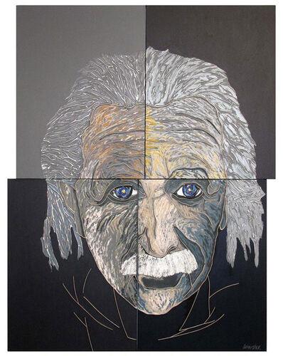 Lee Waisler, 'Albert Einstein Squared', 2011