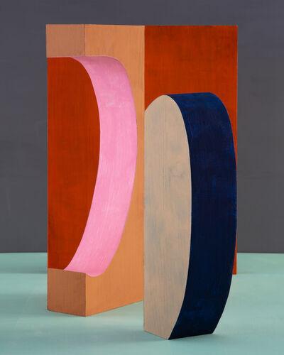 Erin O'Keefe, 'Pink Push', 2019