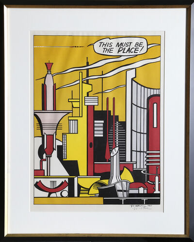 Roy Lichtenstein, 'This Must Be the Place (C.III.20)', 1965