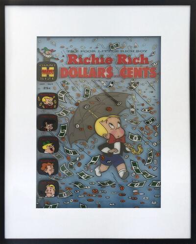 Michael Suchta, 'Richie Rich Vol.1, No.9', 2017