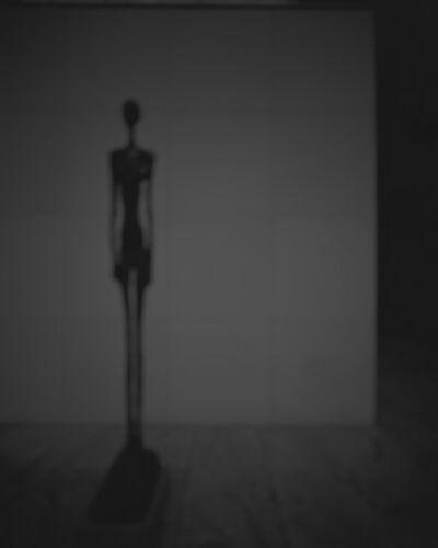 Hiroshi Sugimoto, 'Past Presence 001, Tall Figure III, Alberto Giacometti,', 2013