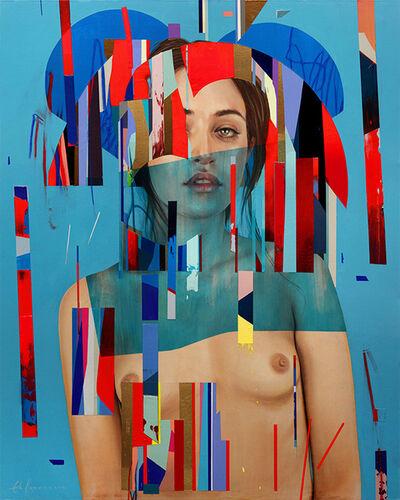 "Erik Jones, '""Her Royal Cloth""', 2014"