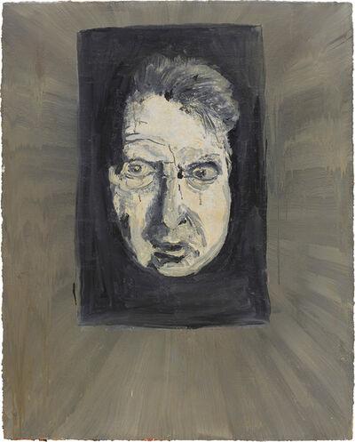 Norbert Schwontkowski, 'Portrait of F. Bacon', 2009
