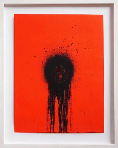 Otto Piene, 'Ciel Rouge', 1973