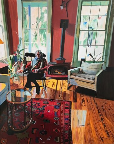 Chelsea Gibson, 'Kaima's Living Room', 2019