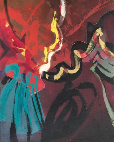 Syd Solomon, 'Lure of Westlight', 1977