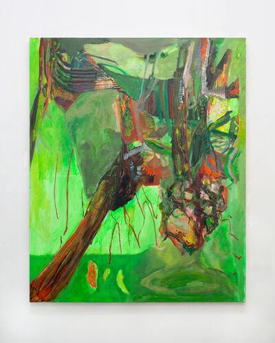 Francesca Mollett, 'Hot moss ', 2021