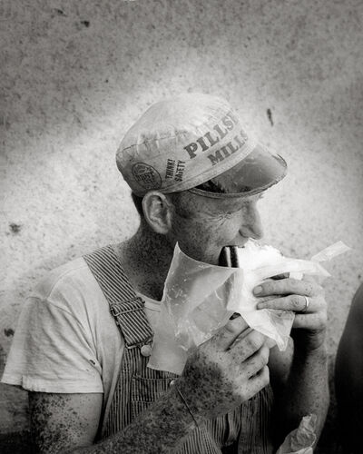 Erich Hartmann, 'Our daily Bread/ Minneapolis', 1958