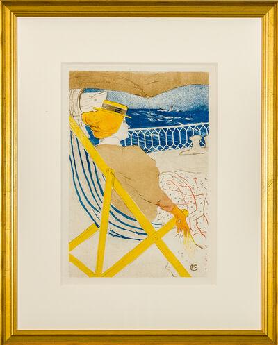 Henri de Toulouse-Lautrec, 'La Passagiere', 1950