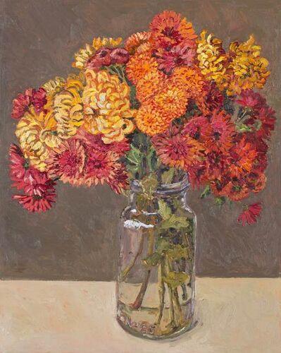 Lucy Culliton, 'Chrysanthemums', 2018