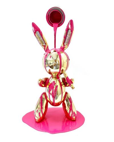 Joe Suzuki, 'Happy Accident Series - Balloon Rabbit Pink', 2020
