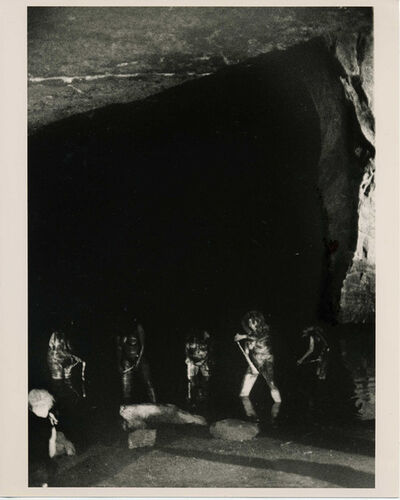 Carolee Schneemann, 'Interior Scroll - The Cave ', 1993