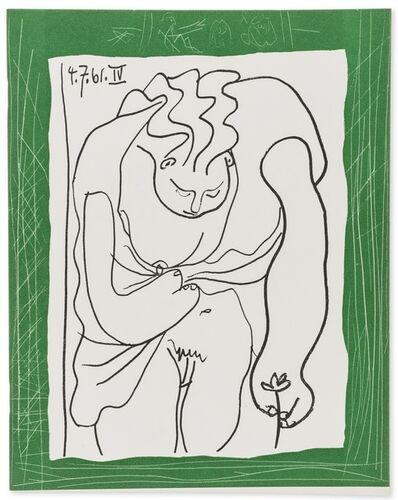 Pablo Picasso, 'Les Déjeuners', 1962