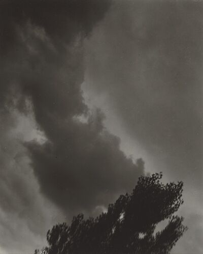 Alfred Stieglitz, 'Portrait - K. N. R., No. 5', 1923