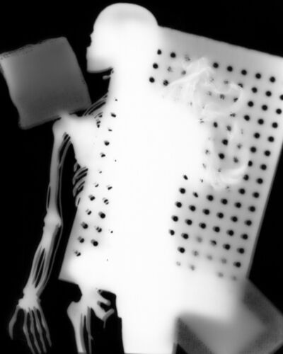 Maha Malluh, 'Rheumatology (from the series: Capturing Light)', 2007