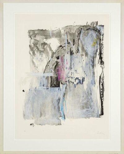 Helen Frankenthaler, 'Sudden Snow', 1987