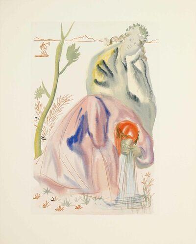Salvador Dalí, 'Purgatory Canto 22 (The Divine Comedy)'