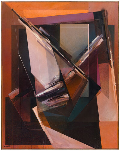 Augustine Kofie, 'Enlighten-moment', 2021