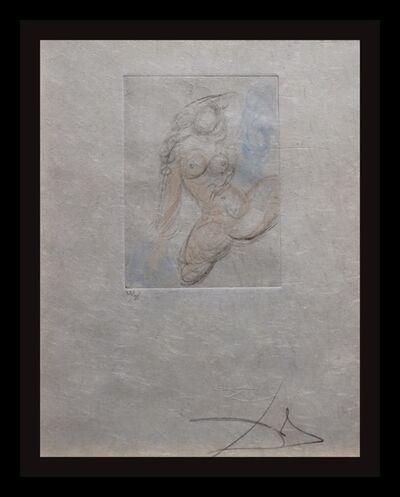 """Salvador Dalí, 'Petites Nus (Ronsard) """"F""""', 1973"""