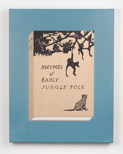 Becky Suss, 'Rhymes of Early Jungle Folk by Mary E. Marcy (Wharton Esherick)', 2018