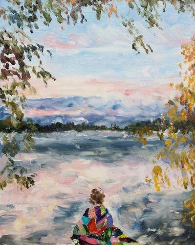 Darlene Cole, 'Entwine (autumn quilt)', 2019