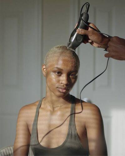 Kennedi Carter, '(Untitled) Self Portrait', 2020