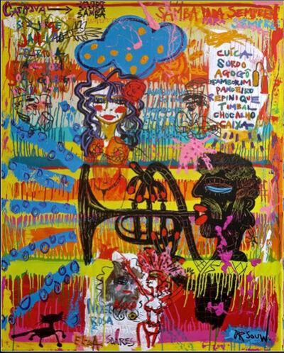 John van Orsouw, 'Samba Para Sempre', 2014