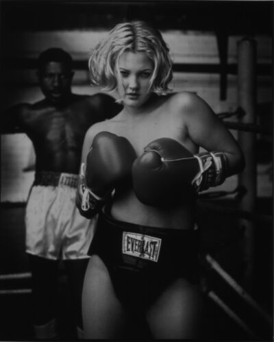 Mark Seliger, 'Drew Barrymore, Bell California', 1993