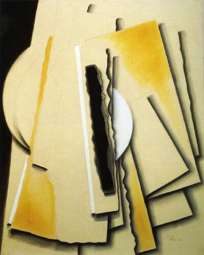 Sophia Vari, 'Au Contraire (In Reverse)', 2002