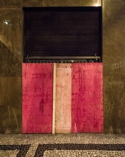 Pedro Victor Brandão, 'Sem título #4 - da série Mitigação sem impacto (Convite à pintura) [Untitled #4 - from the series Mitigation without impact (Invitation to painting) ', 2013