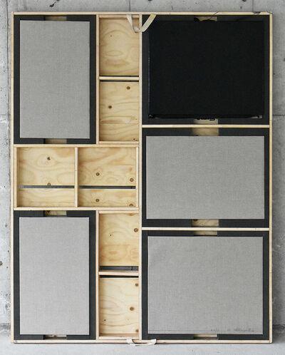 Noriyuki Haraguchi, 'Canvas Crate / 3', 2020