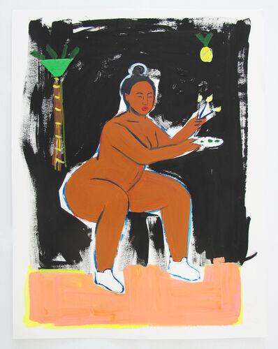 Monica Kim Garza, 'Painter's Portrait', 2016