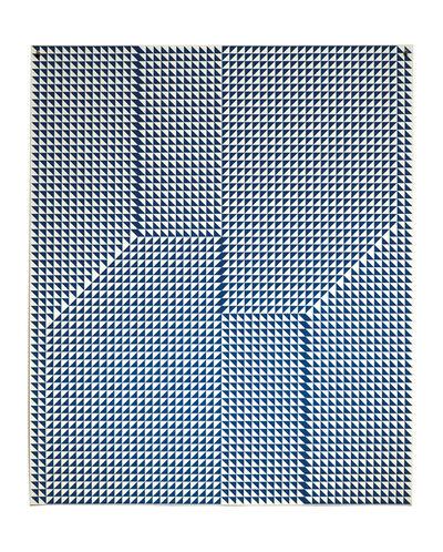 Giulia Ricci, 'ALTERATION/DEVIATION, Navy Blue #8', 2020