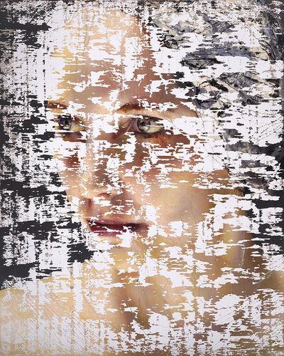 Lita Cabellut, 'Luisa', 2019