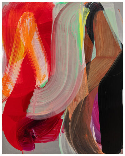 Liliane Tomasko, 'Reptilian Weave 10/3/2020', 2020